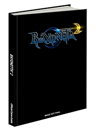 Bayonetta 2 Strategy Guide Strategy Guides and Books