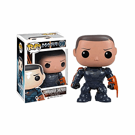 Mass Effect Commander Shepard Pop Vinyl Figure Toys and Gadgets