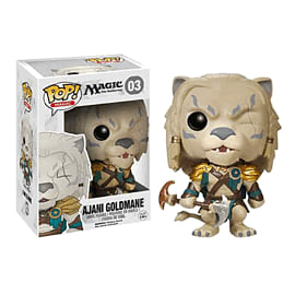 Magic: The Gathering Ajani, Caller of the Pride Pop Vinyl Figure Toys and Gadgets