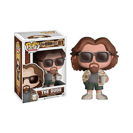 Big Lebowski The Dude Pop Vinyl Figure Toys and Gadgets