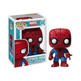 Marvel Spiderman Pop Vinyl Figure Toys and Gadgets