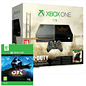 Call of Duty Advanced Warfare: Limited Edition Xbox One Console With Forza 5 GOTY Download - Only at GAME Xbox-One