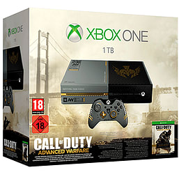 Call of Duty Advanced Warfare: Limited Edition Xbox One Xbox-One