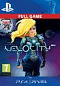 Velocity 2X PlayStation Network