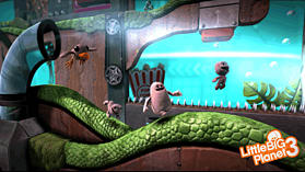 LittleBigPlanet 3: Extras Edition - Only at GAME screen shot 1