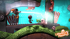 LittleBigPlanet 3: Extras Edition - Only at GAME screen shot 2