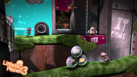 LittleBigPlanet 3: Extras Edition - Only at GAME screen shot 4