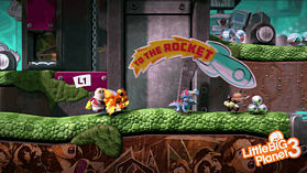 LittleBigPlanet 3: Extras Edition - Only at GAME screen shot 9