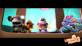 LittleBigPlanet 3: Extras Edition - Only at GAME screen shot 12