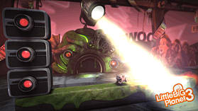 LittleBigPlanet 3 PlayStation 4 Console MEGA Pack - Only at GAME screen shot 1