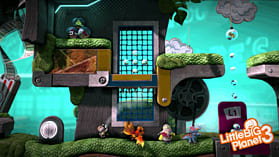 LittleBigPlanet 3 PlayStation 4 Console MEGA Pack - Only at GAME screen shot 7