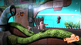 LittleBigPlanet 3 PlayStation 4 Console MEGA Pack - Only at GAME screen shot 8