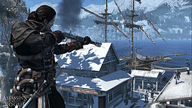 Assassin's Creed Rogue: Collector's Edition screen shot 10