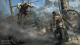Assassin's Creed Rogue: Collector's Edition screen shot 5