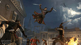 Assassin's Creed Rogue: Collector's Edition screen shot 8