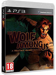 The Wolf Among Us PlayStation-3