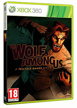 The Wolf Among Us Xbox-360