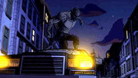 The Wolf Among Us screen shot 2