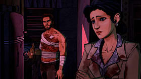 The Wolf Among Us screen shot 4