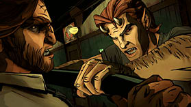 The Wolf Among Us screen shot 7