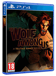 The Wolf Among Us PlayStation-4