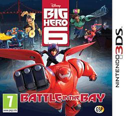 Big Hero 6 3DS