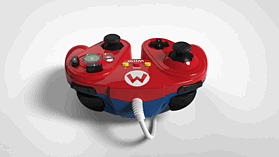 Super Smash Bros Mario Gamecube Controller For Wii U screen shot 1