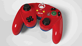 Super Smash Bros Mario Gamecube Controller For Wii U screen shot 2