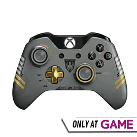Call of Duty: Advanced Warfare Limited Edition Controller and DLC - Only at GAME Xbox-One