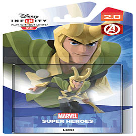 Loki - Disney Infinity 2.0 Character Toys and Gadgets