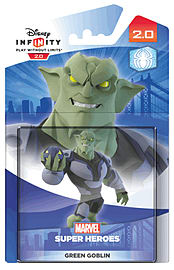 Green Goblin - Disney Infinity 2.0 Character Toys and Gadgets