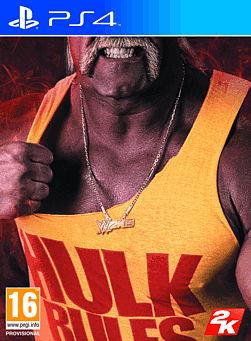 WWE 2K15 Hulkamania Edition - Only At GAME PlayStation 4