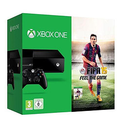 Xbox One 500GB with FIFA 15 Xbox-One