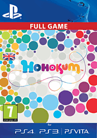 Hohokum PlayStation Network Cover Art
