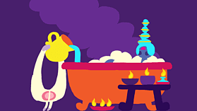Hohokum screen shot 5