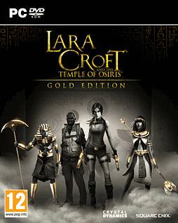 Lara Croft and the Temple of Osiris Gold Edition PC Games