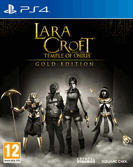 Lara Croft and the Temple of Osiris Gold Edition PlayStation 4