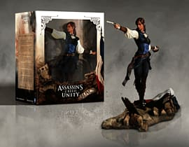 Assassin's Creed: Unity - Elise: The Fiery Templar Figurine Toys and Gadgets