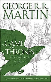 A Game of Thrones: Graphic Novel, Volume Two (Hardcover) Books