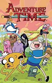 Adventure Time - Eye Candy (Adventure Time 1) (Hardcover) Books