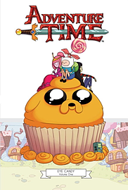 Adventure Time - Fionna & Cake (Paperback) Books