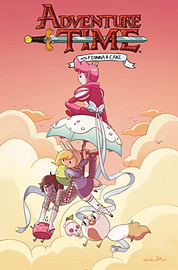 Adventure Time - Mathematical Edition (Vol.1) (Hardcover) Books