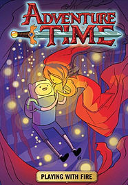 Adventure Time - Seeing Red: Original Graphic Novel Vol.3 (Paperback) Books
