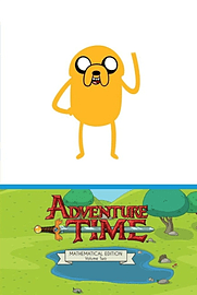 Adventure Time Mathematical Edition Volume 3 (Hardcover) Books