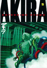 Akira Volume 6 (Akira (del Rey)) (Paperback) Books