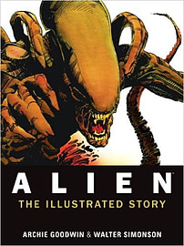 Alien - The Illustrated Story (Paperback) Books