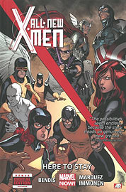 All-New X-Men Vol. 4: All-Different (Paperback) Books