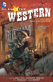 All-Star Western Volume 2: The War of Lords and Owls (The New 52) (Paperback) Books