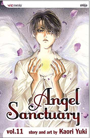 Angel Sanctuary, vol 12 (Paperback) Books