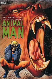 Animal Man TP Vol 01 The Hunt (Animal Man (DC Comics)) (Paperback) Books